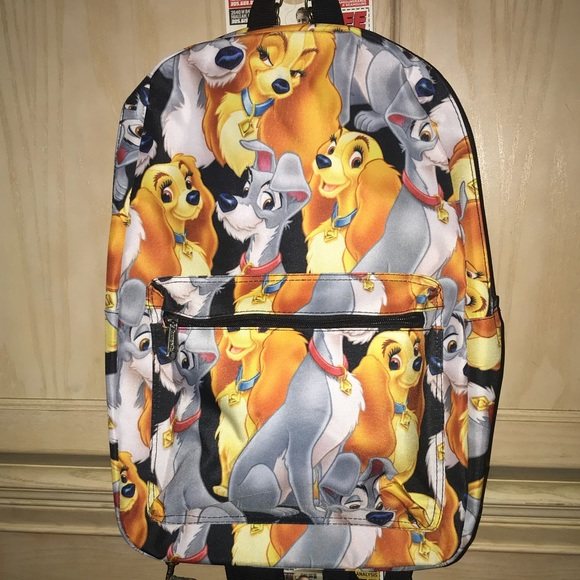 Loungefly Bags Lady The Tramp Backpack Poshmark